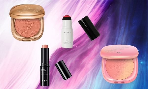 Blush: make up vincente