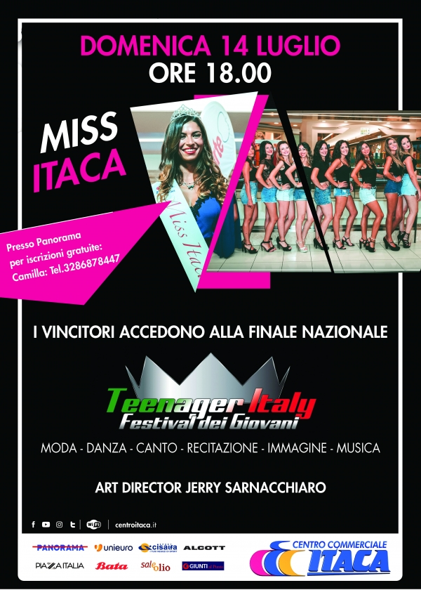 Miss itaca teenager