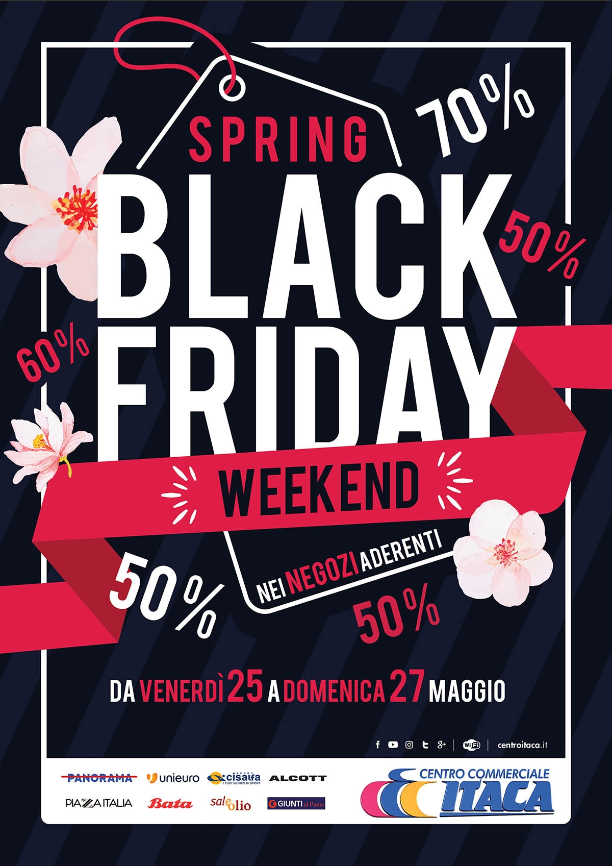 SPRING BLACK FRIDAY Weekend