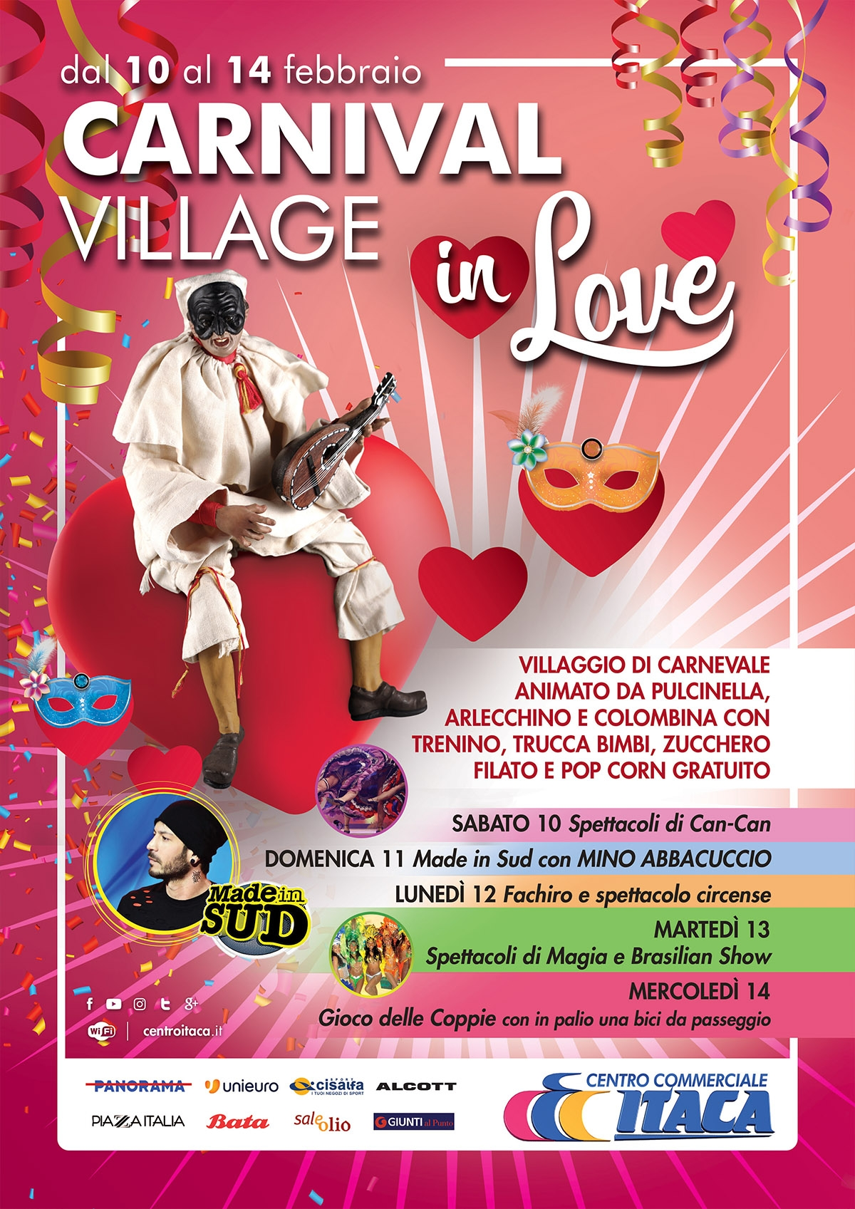 CARNIVAL VILLAGE IN LOVE