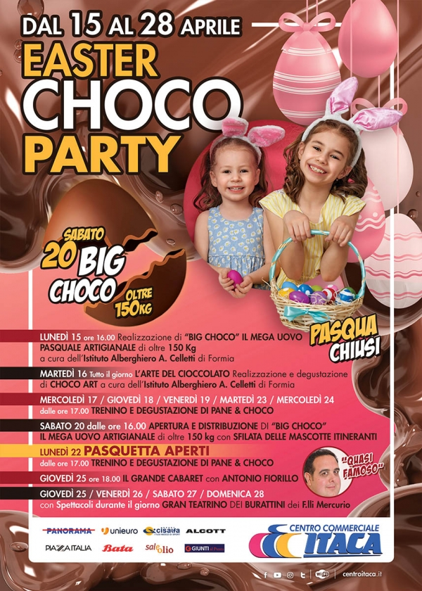 Easter Choco Party