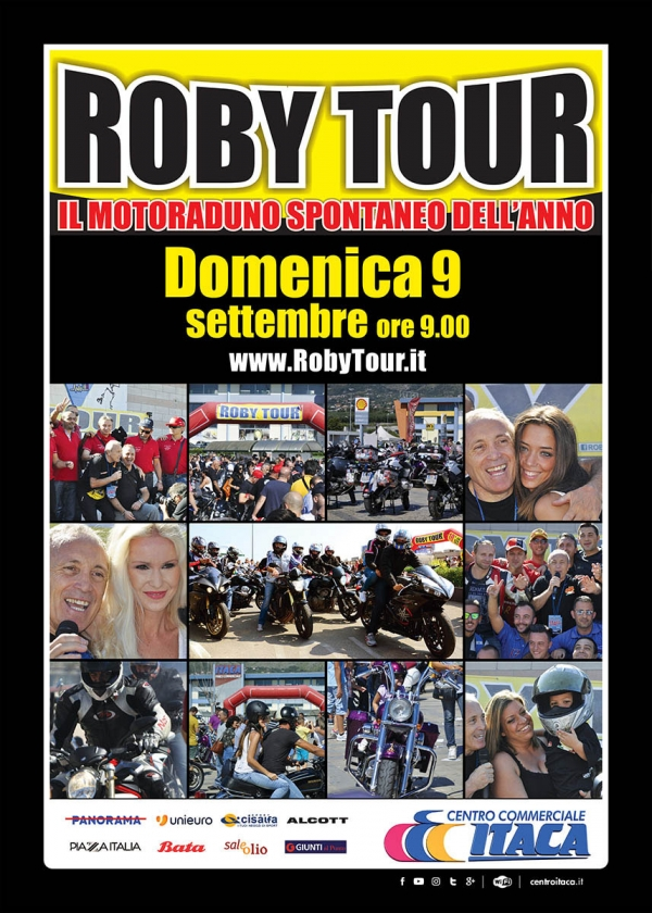 ROBY TOUR