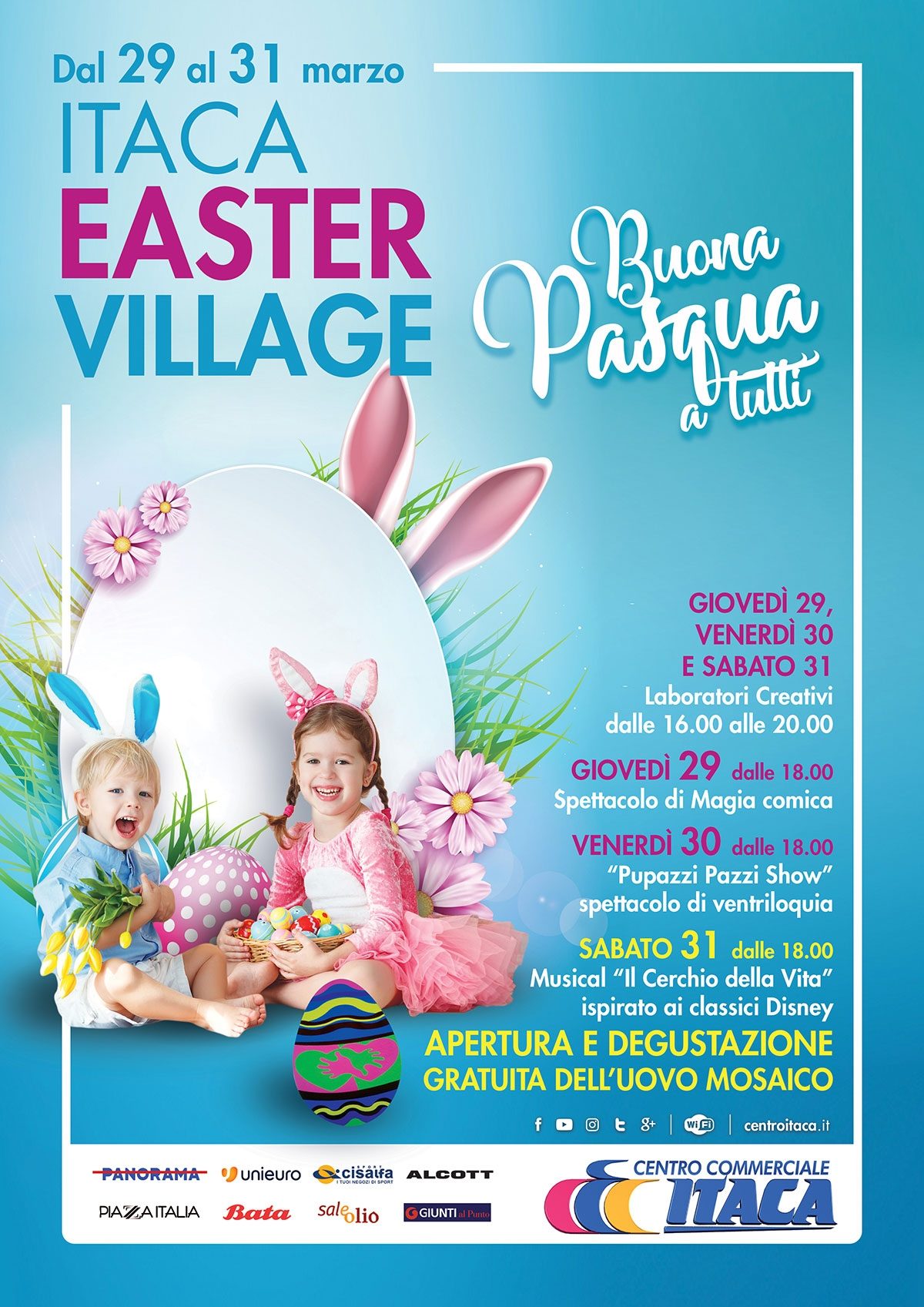 ITACA EASTER VILLAGE