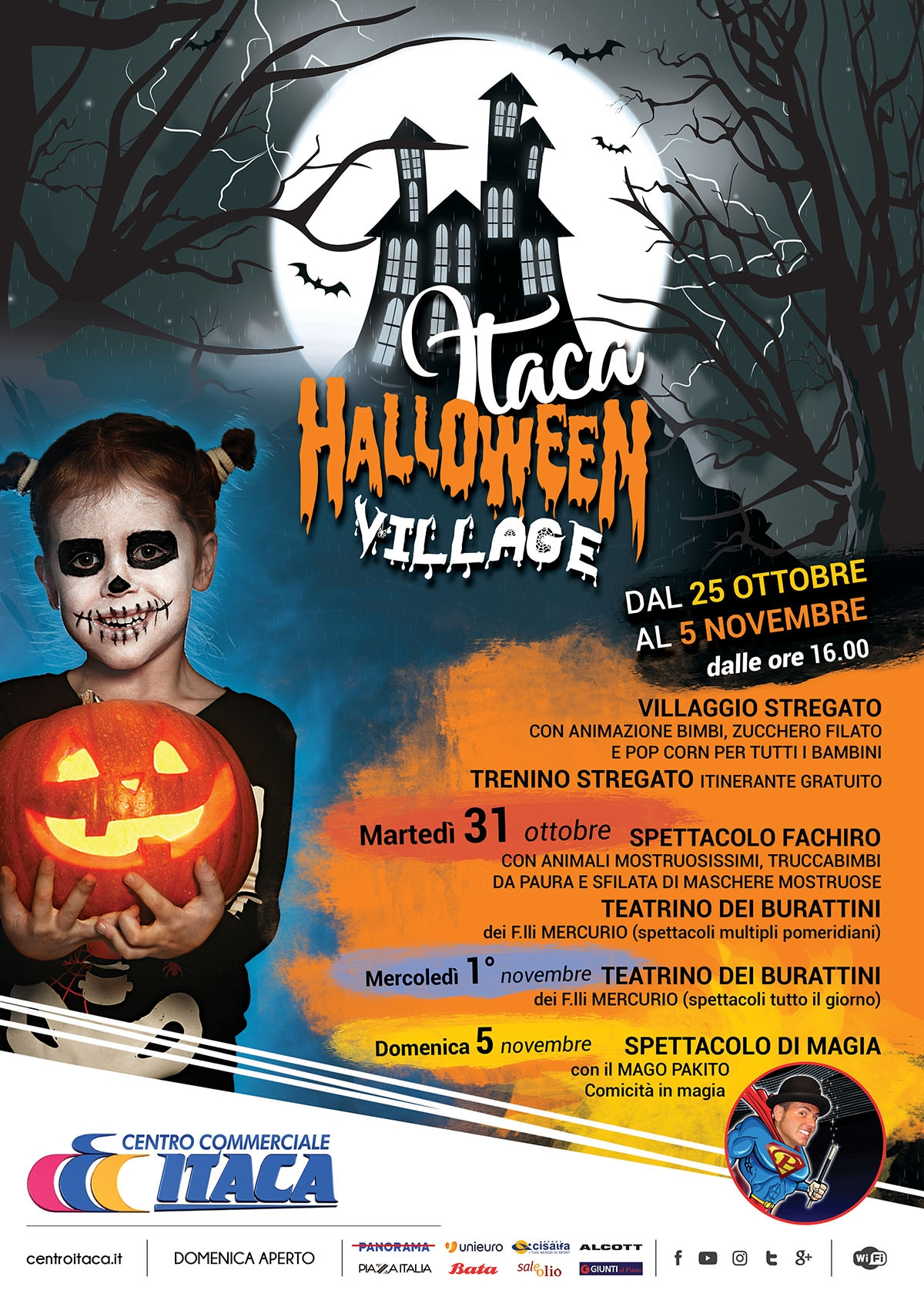 ITACA HALLOWEEN PARTY