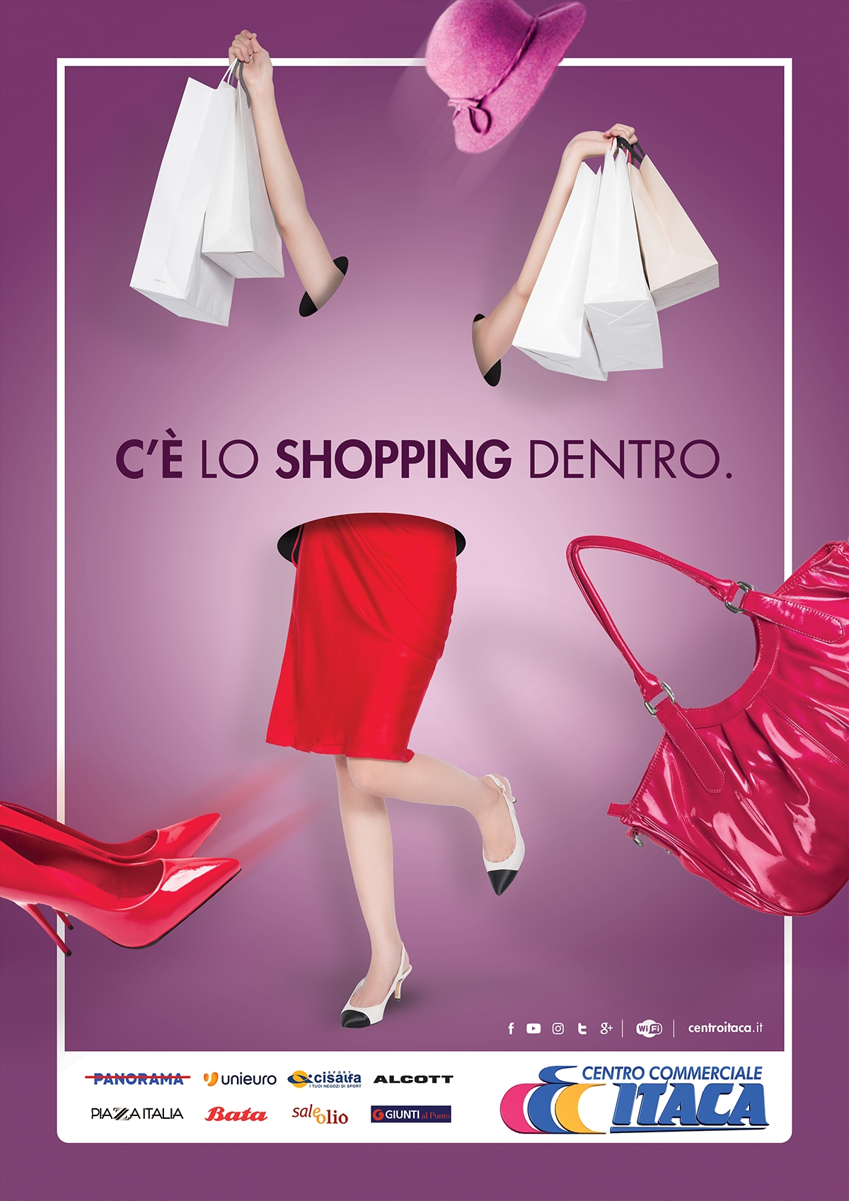 C'E' LO SHOPPING DENTRO